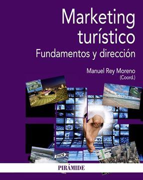 """Marketing turístico """"Fundamentos y dirección"""""""