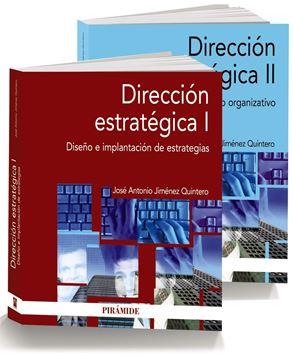 Pack-Dirección estratégica I y II