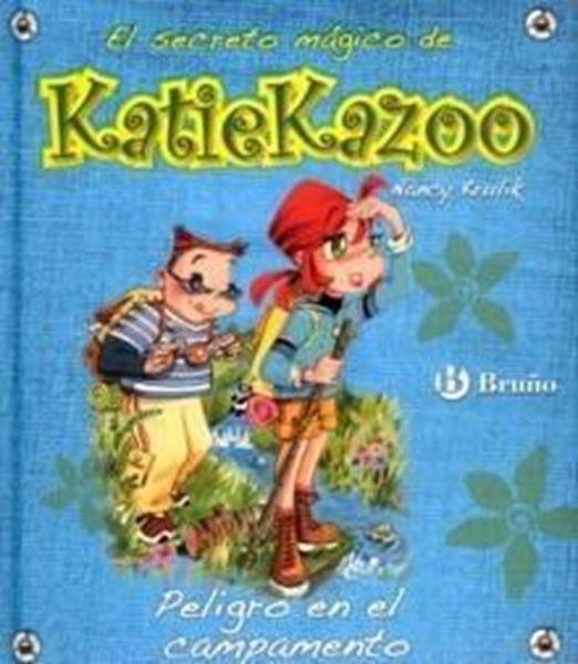 """Peligro en el Campamento """"El secreto mágico de Katiekazzo"""""""