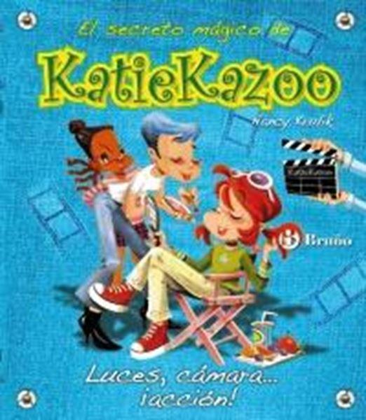 """Luces, Cámara... ¡Acción! """"Katie Kazoo"""""""