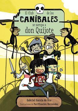 """El Club de los Caníbales se zampa a don Quijote """"El Club de los Caníbales, 1"""""""