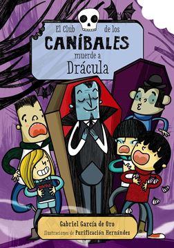 """El Club de los Caníbales muerde a Drácula """"El Club de los Caníbales, 2"""""""
