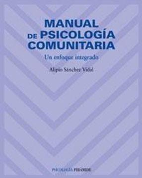 """Manual de psicología comunitaria """"Un enfoque integrado"""""""