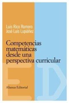 Competencias Matemáticas desde una Perspectiva Curricular