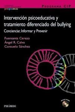 """Programa Cip.  Intervención Psicoeducativa y Tratamiento Diferenciado del Bullying """"Concienciar, Informar y Prevenir"""""""