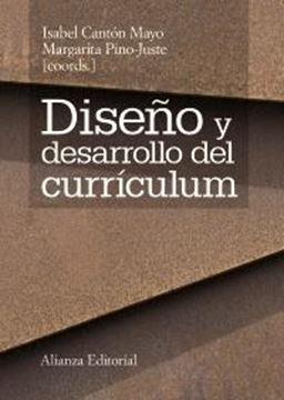 Diseño y Desarrollo del Currículum