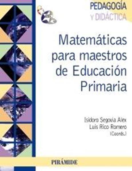 Matemáticas para Maestros de Educación Primaria