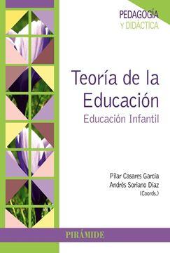 """Teoría de la Educación """"Educación Infantil"""""""