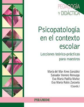 Psicopatología en el contexto escolar