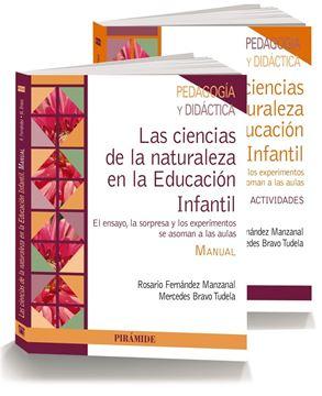 """Pack- las Ciencias de la Naturaleza en la Educación Infantil """"El Ensayo, la Sorpresa y los Experimentos se Asoman a las Aulas"""""""