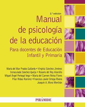"""Manual de Psicología de la Educación """"Para Docentes de Educación Infantil y Primaria"""""""