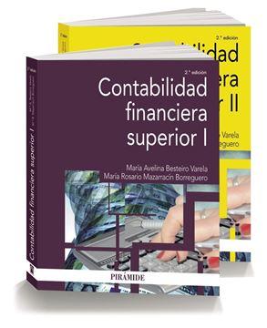 Pack Contabilidad financiera superior, 2 vols.