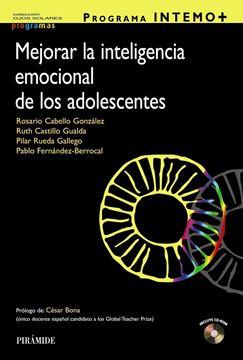 Programa INTEMO+. Mejorar la inteligencia emocional de los adolescentes