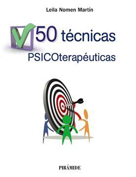50 técnicas psicoterapéuticas