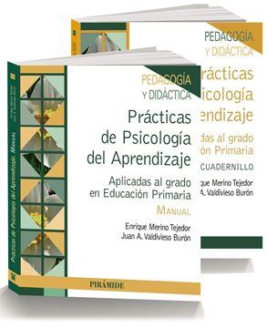 """Pack-Prácticas de Psicología del Aprendizaje """"Aplicadas al Grado de Educación Primaria"""""""