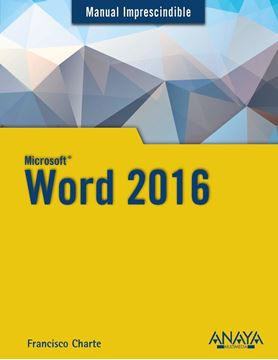 Word 2016 Manual imprescindible
