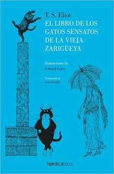 El libro de los gatos sensatos de la vieja zarigüeya