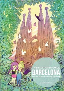 The illustrated guide Barcelona