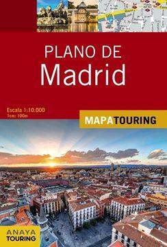 "Plano de Madrid 2018 ""Escala 1:10.000"""