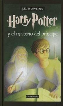 Harry Potter y el misterio del príncipe Tomo 6