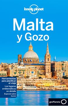 Malta y Gozo Lonely Planet