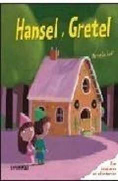 """Hansel y Gretel """"Con texturas en el interior"""""""