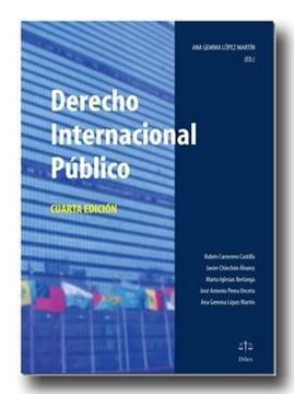 Derecho internacional público 4ª ed. 2016