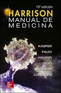 HARRISON Manual de Medicina Interna, 19ed. 2017