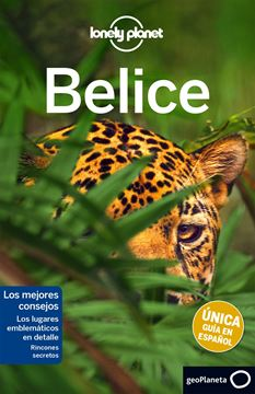 Belice Lonely Planet