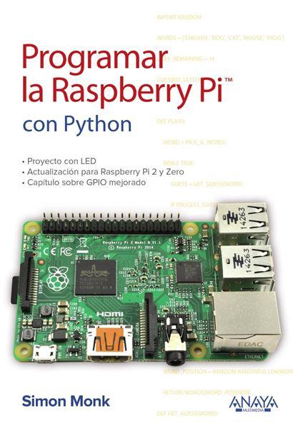 Programar la Raspberry Pi con Python
