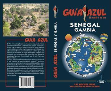 Senegal y Gambia Guía Azul 2018