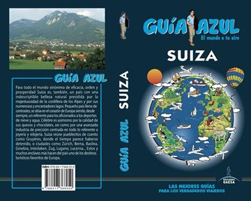 Suiza Guía Azul 2018