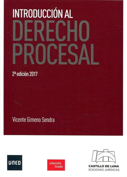 Introduccion al derecho procesal 2ª ed. 2017