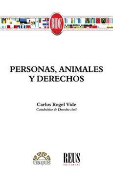Personas, animales y Derecho