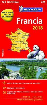 721 Mapa National Francia 2018