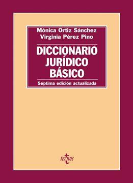 Diccionario jurídico básico 2016