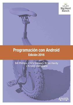 Programación con Android. Edición 2016