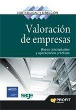 """Valoración de empresas """"Bases conceptuales y aplicaciones prácticas"""""""