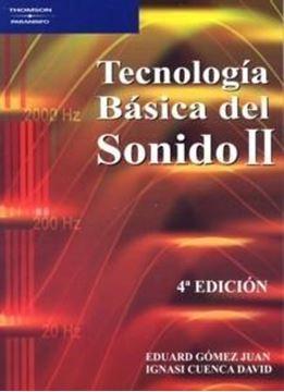 Tecnología Básica del Sonido Ii