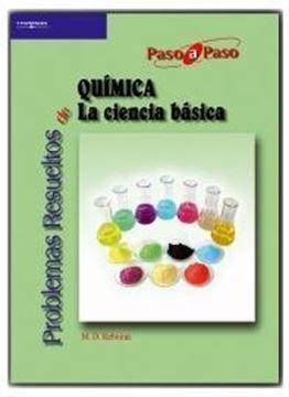 """Problemas Resueltos de Química """"La Ciencia Básica"""""""
