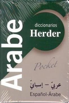 "Diccionario Pocket  Árabe ""Árabe-español / español-árabe"""