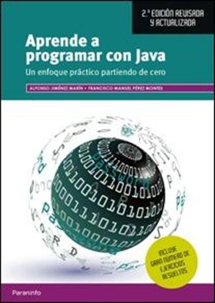 Aprende a programar con Java 2ªed. 2016