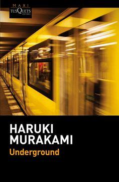 """Underground """"El atentado con gas sarín en el metro de Tokio y la psicología japonesa"""""""