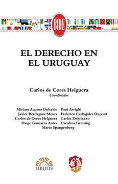 Derecho en Uruguay, El