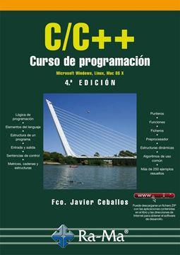 "C/C++ curso de programación ""Curso de programación"""