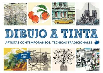"Dibujo a tinta ""Artistas contemporáneos, técnicas tradicionales"""