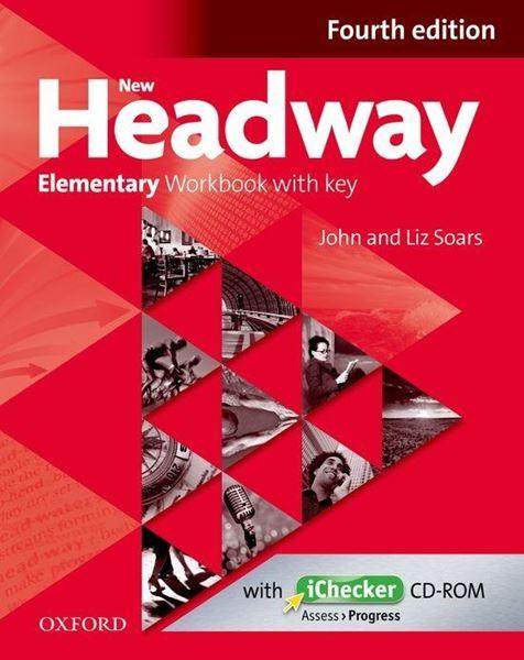 New Headway Elementary Fourth Edition: Workbook + iChecker with Key