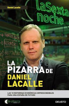 """Pizarra de Daniel Lacalle, La """"Las 10 reformas económicas imprescindibles para una España de futuro"""""""