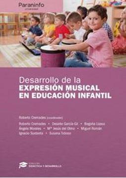 Desarrollo de la Expresión Musical en Educación Infantil