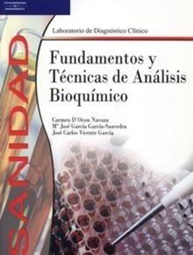 """Fundamentos y Técnicas de Análisis Bioquímicos """"Laboratorio de Diagnóstico Clínico"""""""